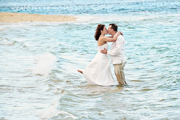 Hanalei Colony Resort wedding